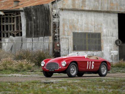 1949 Ferrari 166 MM Barchetta 4