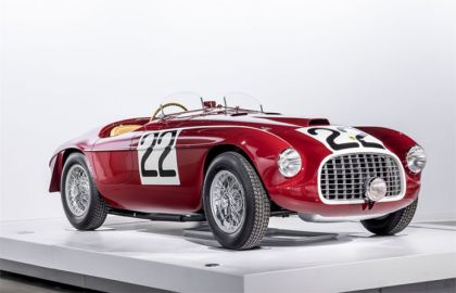 1949 Ferrari 166 MM Barchetta 16