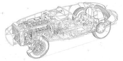 1949 Ferrari 166 MM Barchetta 23