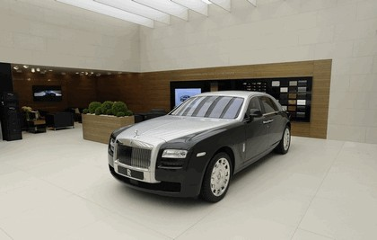 2012 Rolls-Royce Ghost Two-tone 1