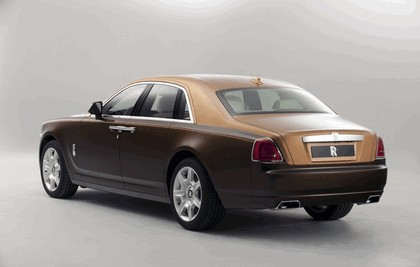 2012 Rolls-Royce Ghost Two-tone 5