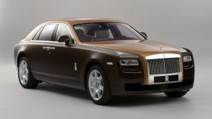 2012 Rolls-Royce Ghost Two-tone 8