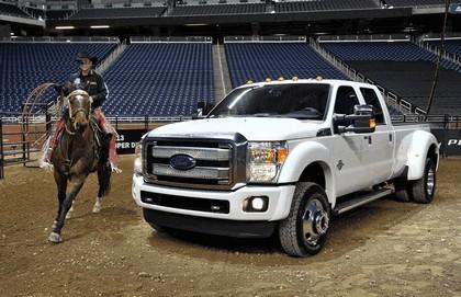 2013 Ford Super Duty Platinum 2