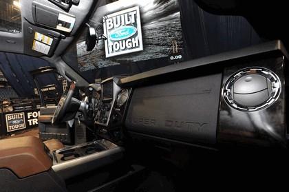 2013 Ford Super Duty Platinum 5