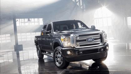 2013 Ford Super Duty Platinum 6