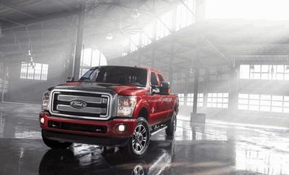 2013 Ford Super Duty Platinum 7