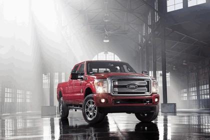 2013 Ford Super Duty Platinum 8