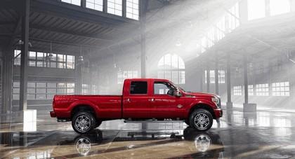 2013 Ford Super Duty Platinum 9