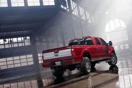 2013 Ford Super Duty Platinum 12