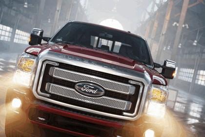 2013 Ford Super Duty Platinum 13
