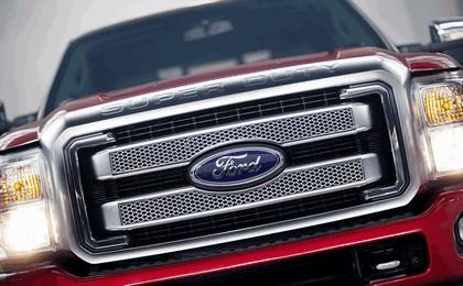 2013 Ford Super Duty Platinum 14