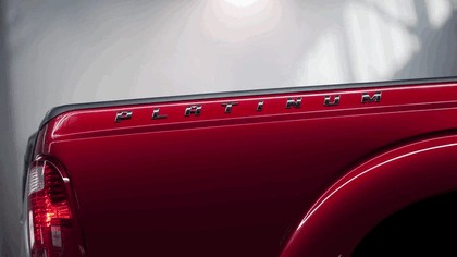 2013 Ford Super Duty Platinum 17