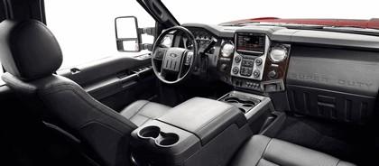 2013 Ford Super Duty Platinum 19