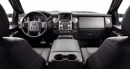 2013 Ford Super Duty Platinum 21