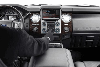 2013 Ford Super Duty Platinum 22