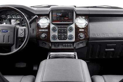 2013 Ford Super Duty Platinum 25