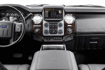 2013 Ford Super Duty Platinum 26