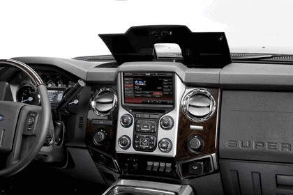 2013 Ford Super Duty Platinum 28