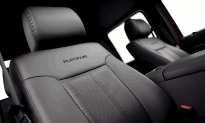 2013 Ford Super Duty Platinum 29