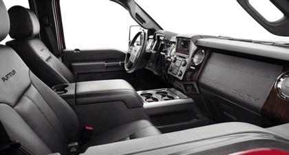 2013 Ford Super Duty Platinum 30