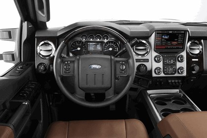 2013 Ford Super Duty Platinum 32