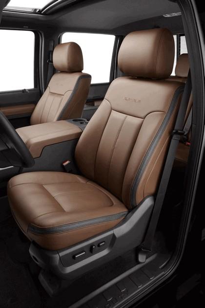 2013 Ford Super Duty Platinum 35