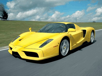 2006 Ferrari Enzo by Novitec Rosso 1