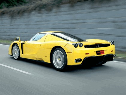 2006 Ferrari Enzo by Novitec Rosso 5