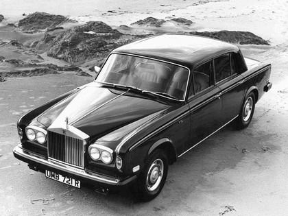 1977 Rolls-Royce Silver Shadow II 5