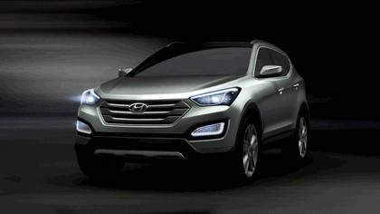 2012 Hyundai ix45 1
