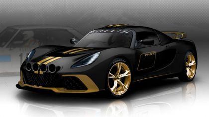2012 Lotus Exige R-GT - sketches 4