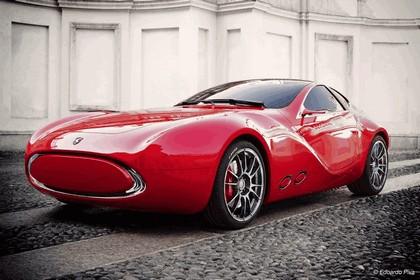2012 Cisitalia 202 E concept by IED 1
