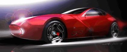 2012 Cisitalia 202 E concept by IED 8
