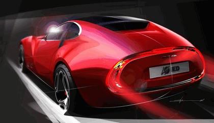 2012 Cisitalia 202 E concept by IED 9