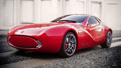 2012 Cisitalia 202 E concept by IED 5