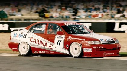 1994 Toyota Carina E ( AT190 ) BTCC 4