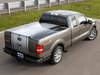 2006 Ford F-150 Project FX2 sport 9