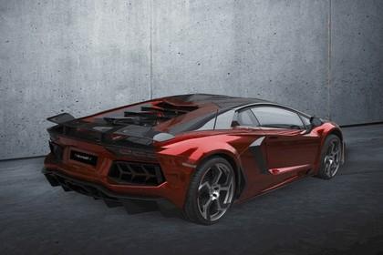 2012 Lamborghini Aventador by Mansory 3