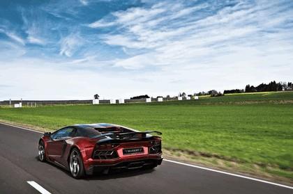 2012 Lamborghini Aventador by Mansory 12