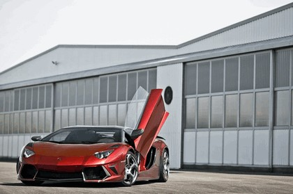 2012 Lamborghini Aventador by Mansory 13