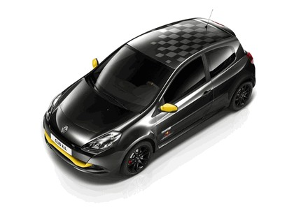 2012 Renault Clio RS Red Bull Racing RB7 4
