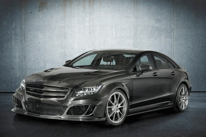 2012 Mercedes-Benz CLS63 ( C218 ) AMG by Mansory 1