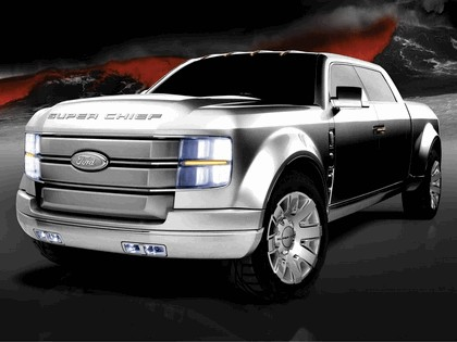 2006 Ford F-250 Super Chief concept 2
