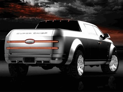 2006 Ford F-250 Super Chief concept 6