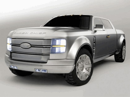 2006 Ford F-250 Super Chief concept 8