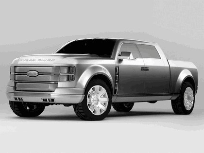 2006 Ford F-250 Super Chief concept 9