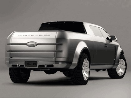 2006 Ford F-250 Super Chief concept 11