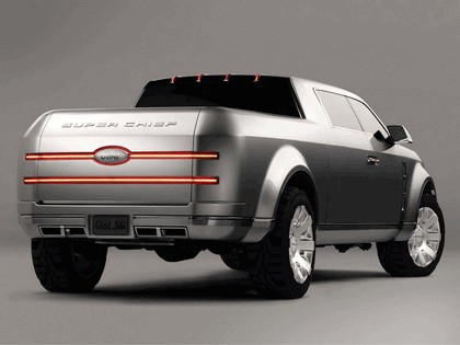 2006 Ford F-250 Super Chief concept 12