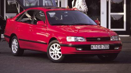 1992 Toyota Carina E ( ST190 ) liftback 7