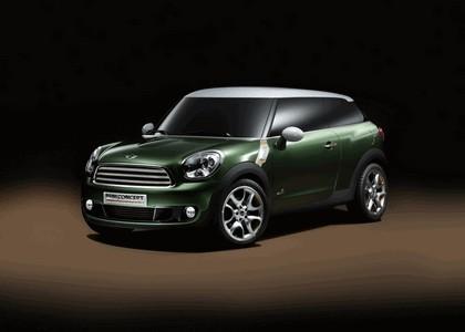 2011 Mini Paceman concept 1